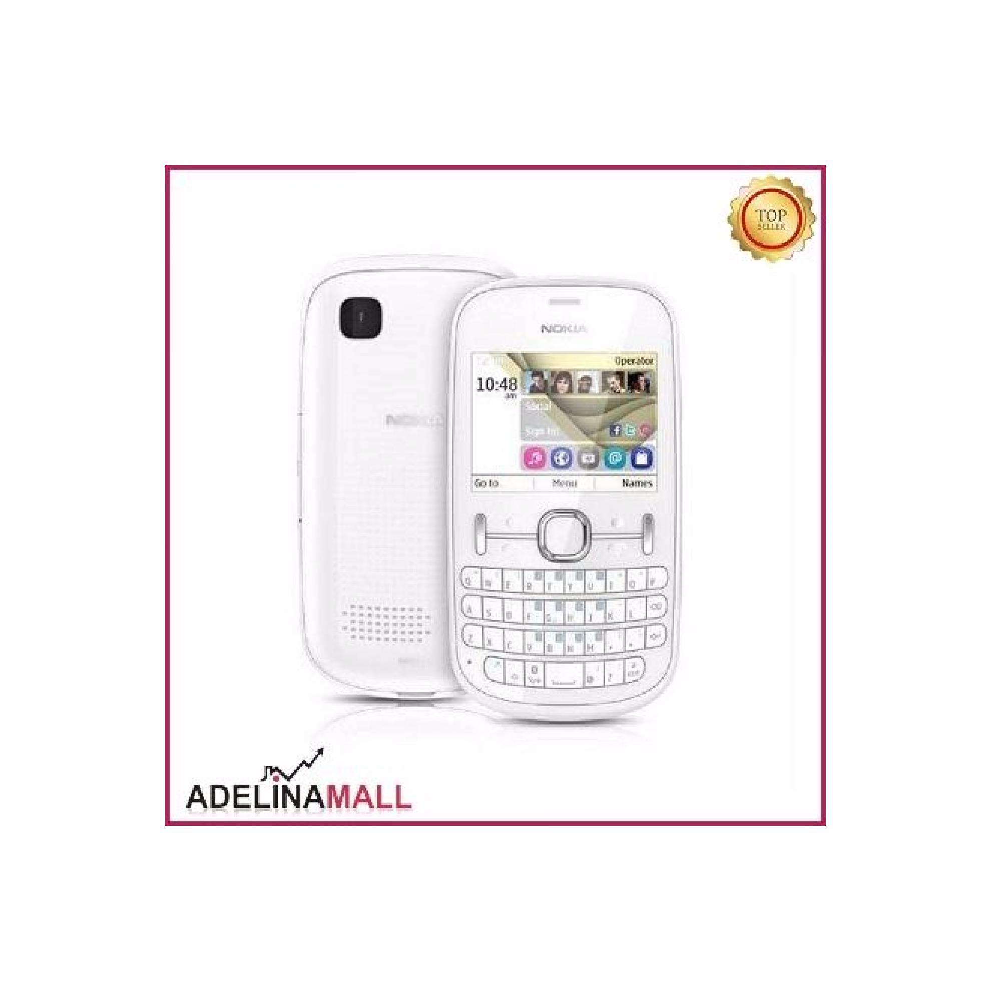 [Murah] Nokia Asha 201 Original | Hp Jadul | Nokia Jadul [ORIGINAL]