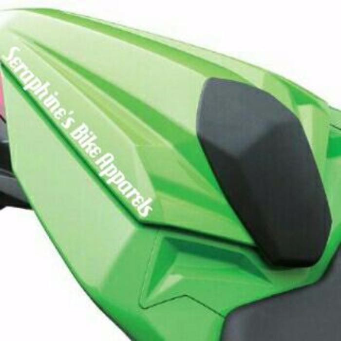 SINGLE SEATER Merk PDK - FOR KAWASAKI NINJA 250 FI & Z250 FI ||| JOK motor anak | sarung| hidrolik|