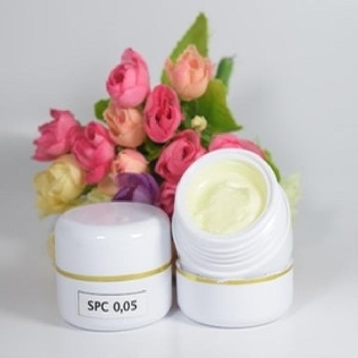 SPC 0,05 - HTD non pesona / cream malam spc 0,05