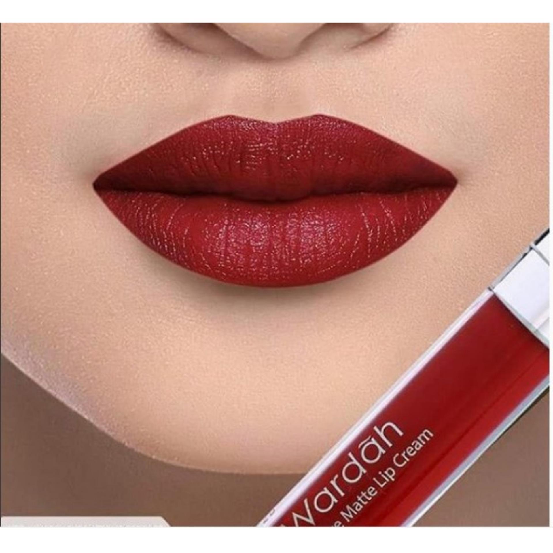 Promo Harga Lipstik Purbasari Matte Ruby Terbaru Termurah Bulan Ini Original Wardah Lip Cream Exclusive Cair 07 Hello
