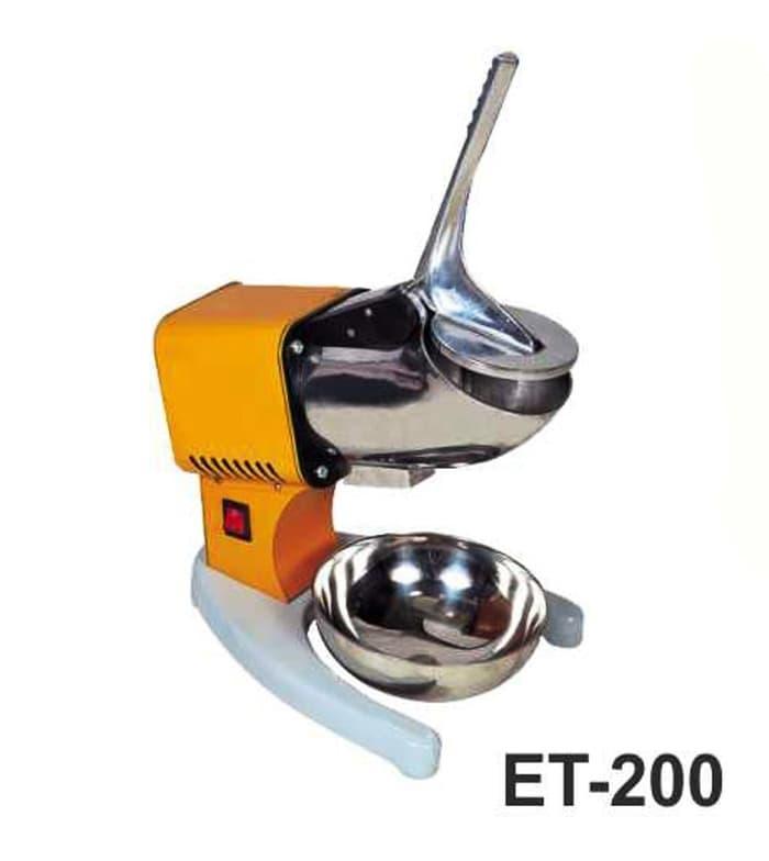 Mesin Penggiling Serut Es 1 mata pisau - Ice Crusher - Eton ET 200 Smash Ice Device Ais Kepal Milo
