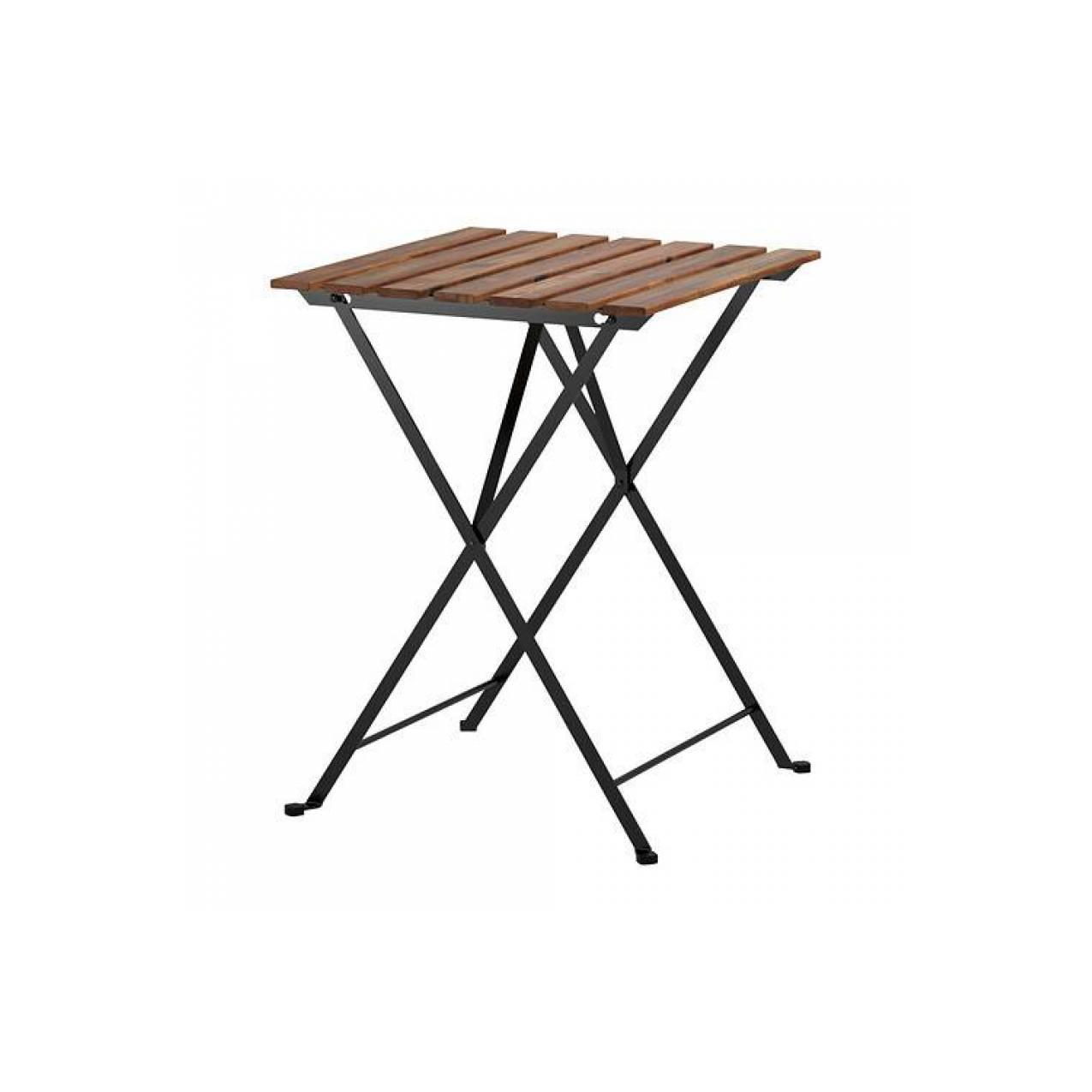 IKEA TARNO Meja Lipat Luar Ruang 55x54 cm