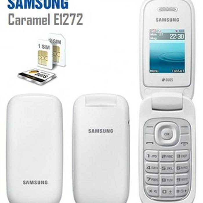 Samsung Caramel GT-E1272- Dual SIM- Kamera