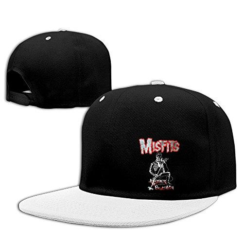 Misfits Legacy Of Brutality Hip-Hop Sunscreen Trucker Hat Cap