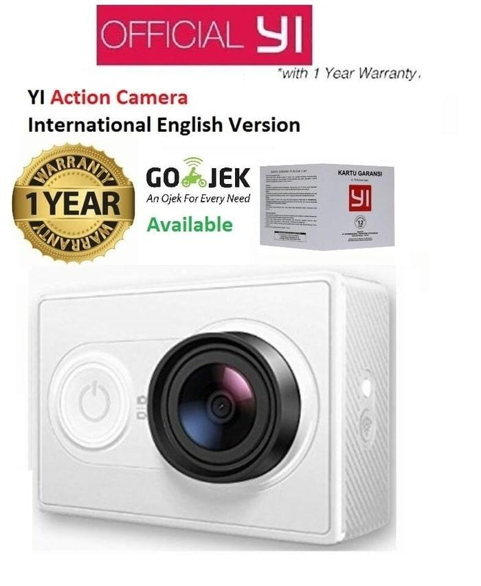 PROMO KAMERA Xiaomi Yi Action Camera international version 16MP Go Pro  TERLARIS