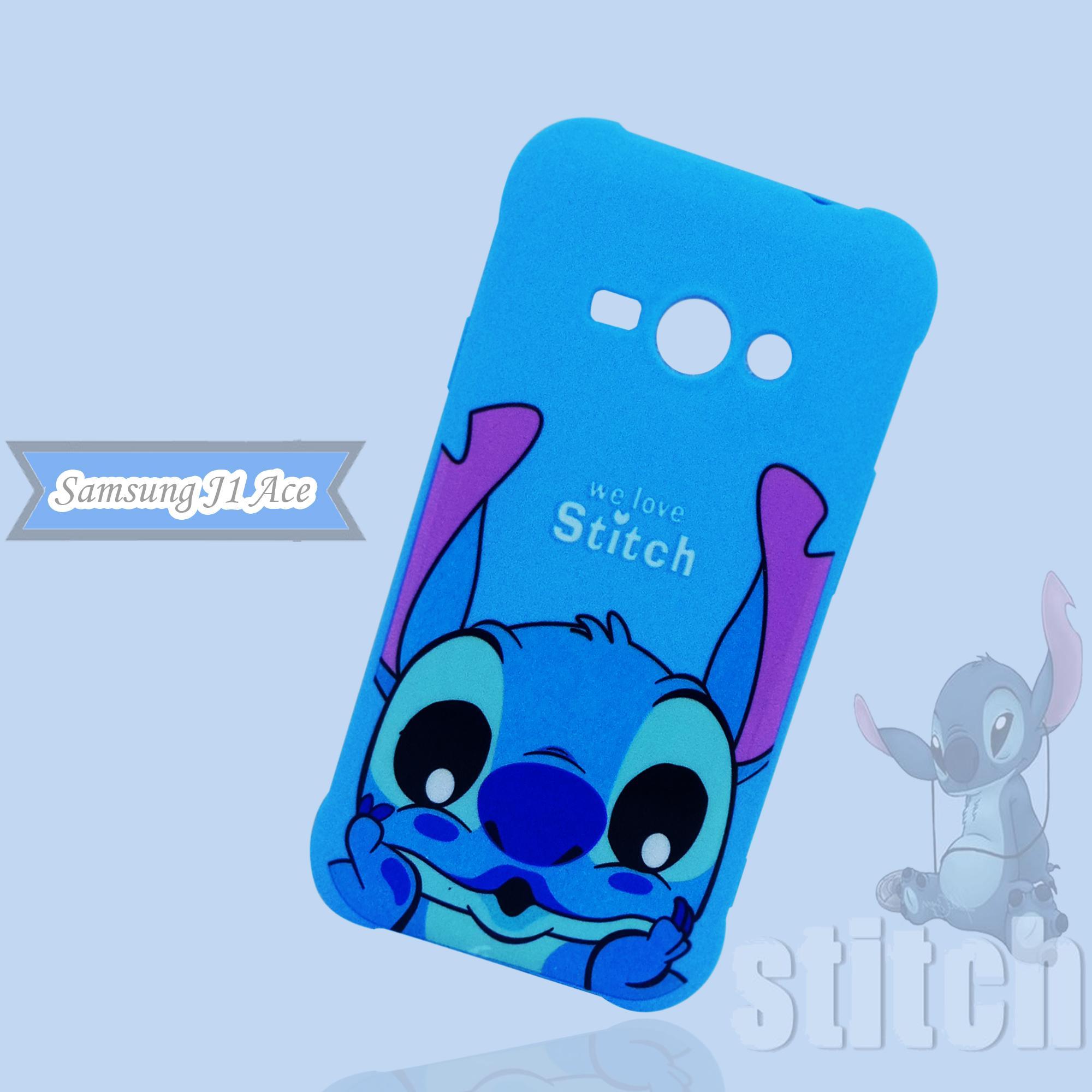 Softcase Fashion Stitch Phone Case New For Samsung Galaxy J1 Ace
