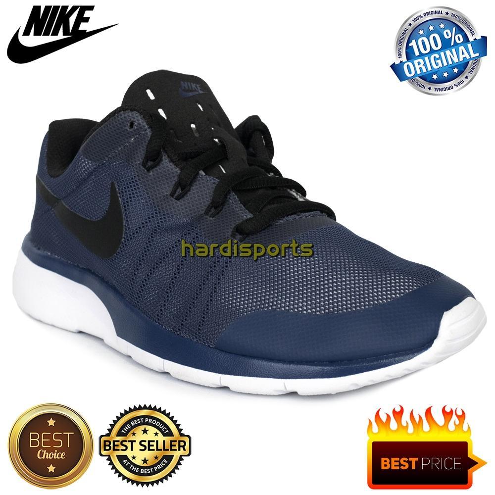 a7982440993b3 Sepatu Running Anak Nike Tanjun Racer (GS) AH5244-400 - Navy