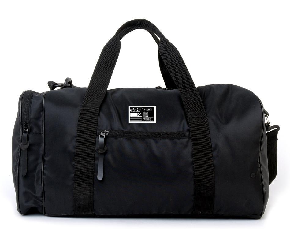 Gshp Tas Pakaian - bahan cordura - 26x23x52 Bagus & berkualitas (hitam)