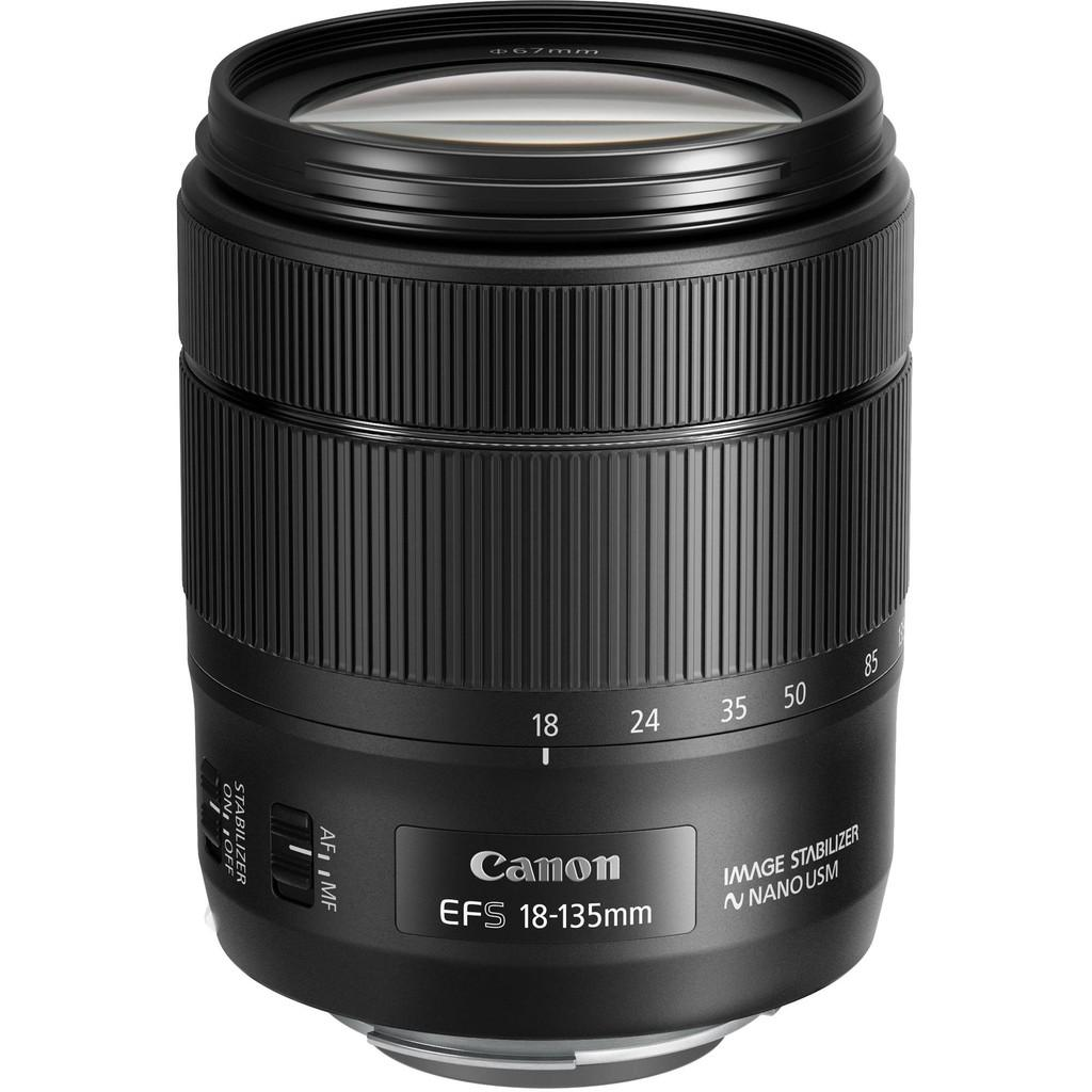 Canon Lens EF-S 18-135 f/3.5-5.6 IS USM