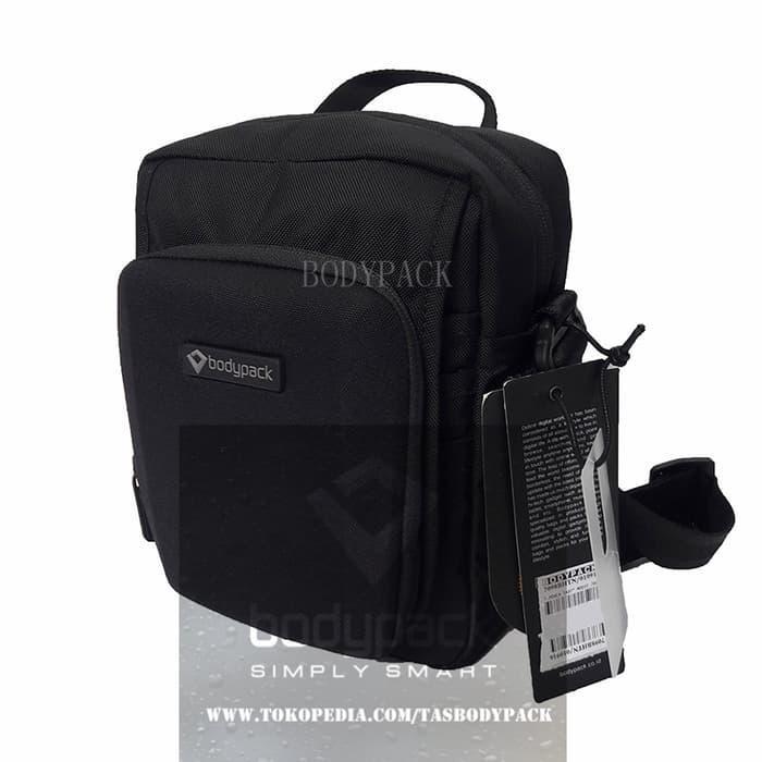 PROMO!!! Tas Selempang Merk Bodypack 7098 Waist/Kantor/Backpack/Travel - CmokGC
