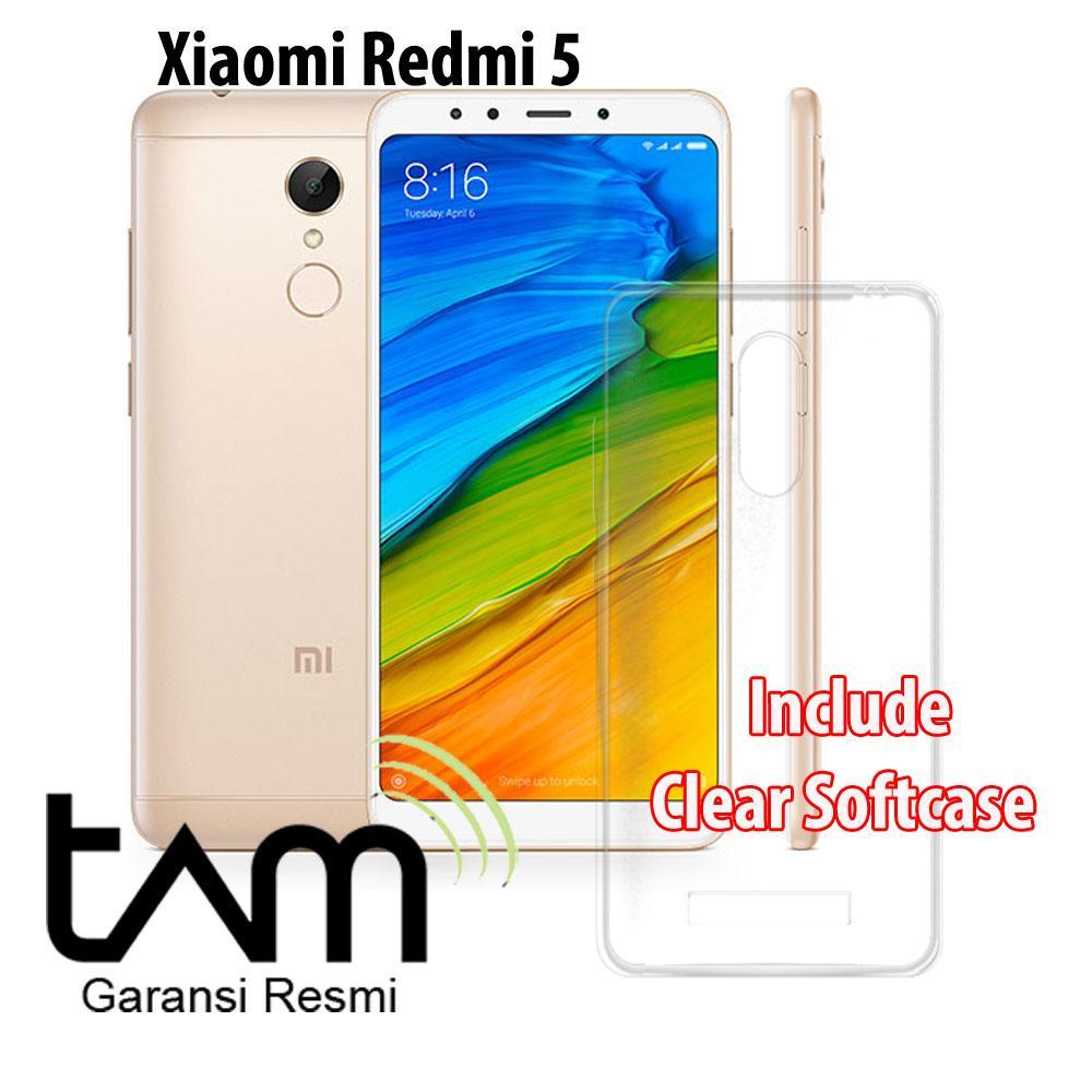 Xiaomi Redmi 5  2GB 16GB 2/16 Snapdragon 450 Full Screen Display Garansi Resmi TAM