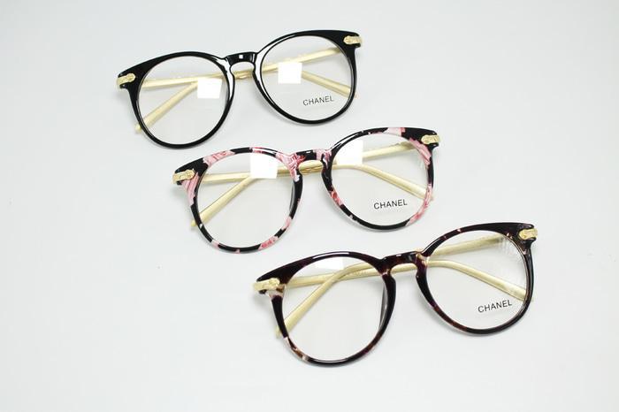 DISKON Frame Kacamata Minus Chanel 1148 Tangkai Flower Wanita TERMURAH