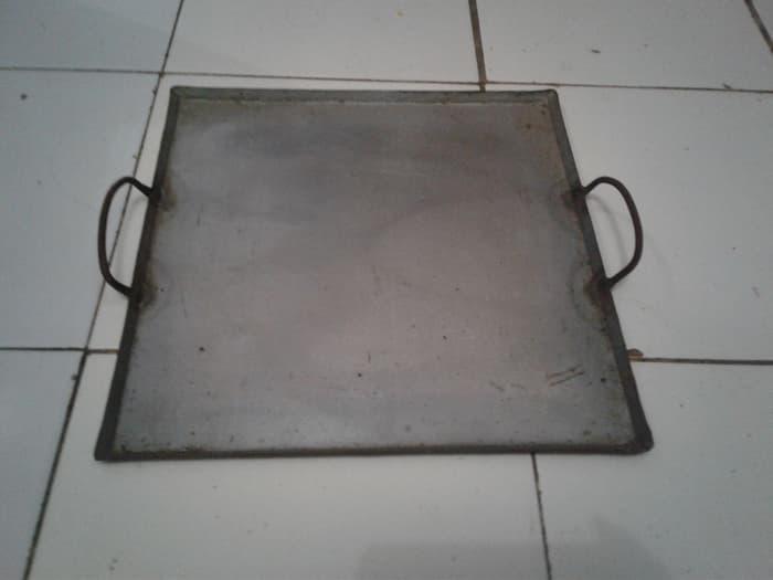 PROMO!!! Loyang Wajan Kuali Roti Goreng Bakar Bandung Martabak Telor 35 cm - uy0o08