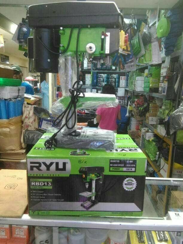 MESIN BOR DUDUK RYU 13 MM / BENCH DRILL RYU 13MM