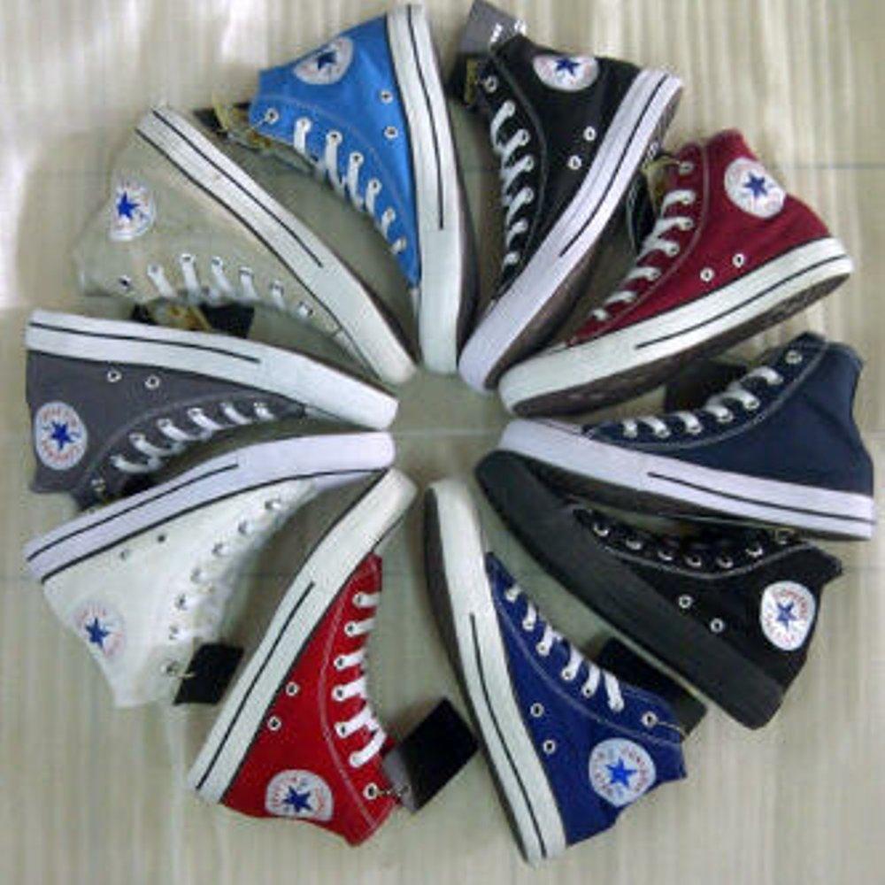 Sepatu Converse All Star High NO BOX FREE KAOS KAKI