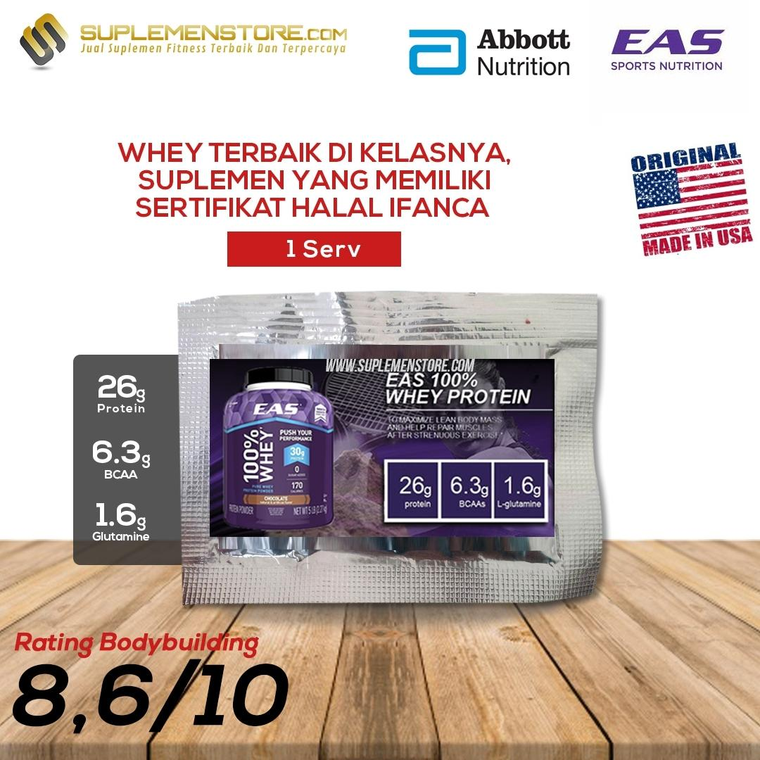Abbott EAS Myoplex Whey Protein 100% 1 serving / 2 scoop / 40gr