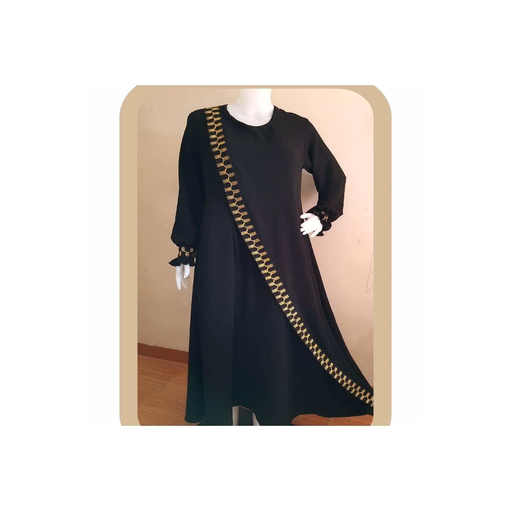 Gamis umbrella/ dress/ gamis payung /gamis arab / gamis mekah