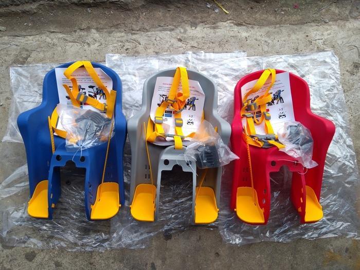 BEST SELLER!!! Kursi Boncengan Anak Di Depan Sepeda - 6Tjm7h