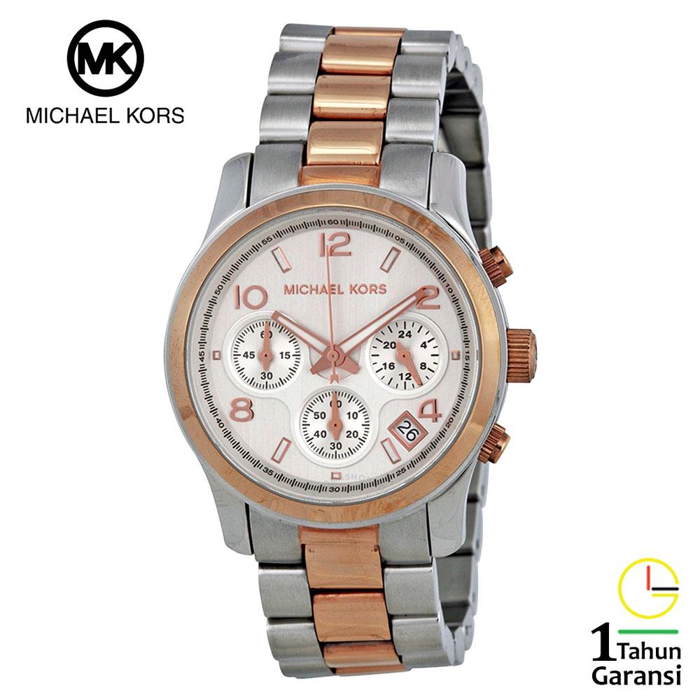 50a04a3c552235 Michael Kors MK5315 Watch Original Jam Tangan Wanita Michael Kors Lexington  Tali Rantai Stainless Strap Dial