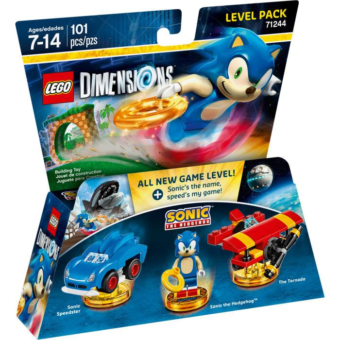 BEST SELLER!!! LEGO 71244 Dimensions: Sonic The Hedgehog Level Pack - 30ZDKg