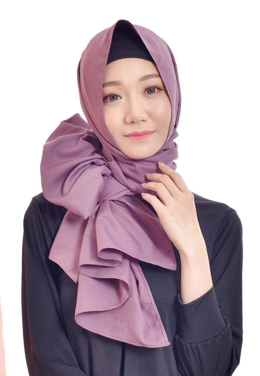 Xavier pasmina polos jilbab / pashmina wanita / scarf shawl muslim / pasmina diamond / pasmina instan / pasmina katun / jilbab / aksesoris muslim