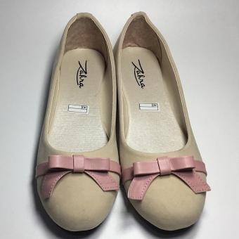 Pencarian Termurah Rafishashoes-Sepatu Flat Korea-[Cream] harga penawaran - Hanya Rp31