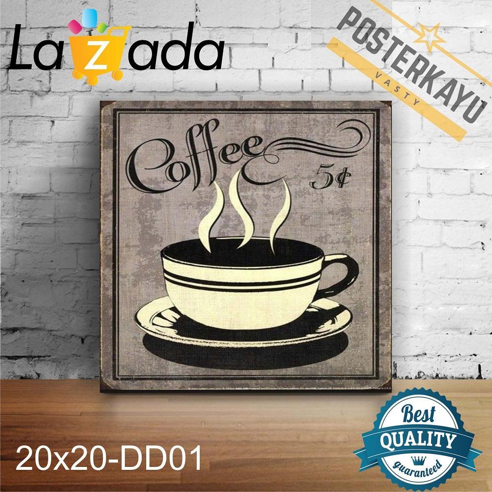 Vasty kode DD01 / hiasan dinding / poster kayu / wall decor / dekorasi rumah /