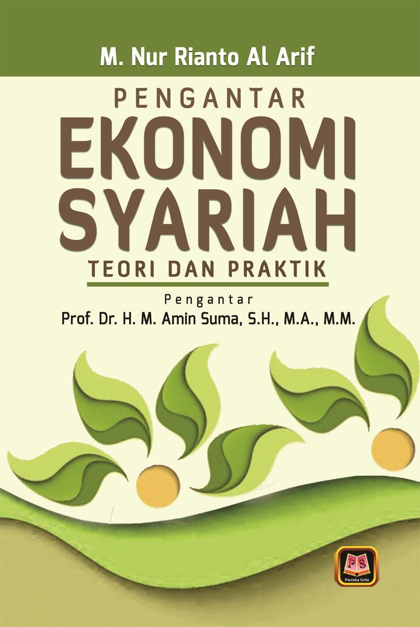 Buku Pengantar Ekonomi Syariah - Nur Rianto By Toko Buku Pustaka Hidayah.