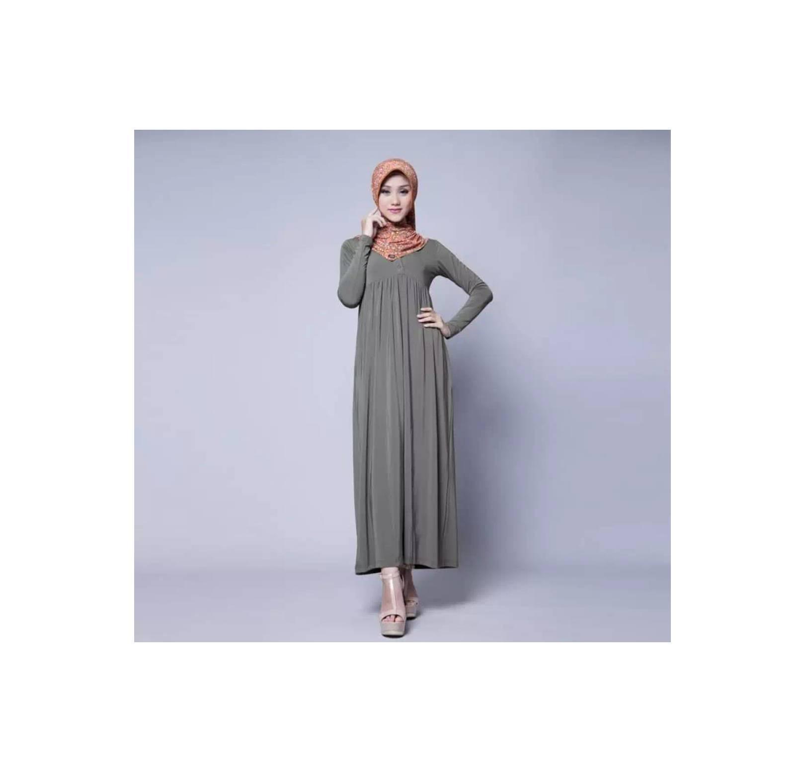 Zoya Inner Dress Gamis Muslimah Cantik