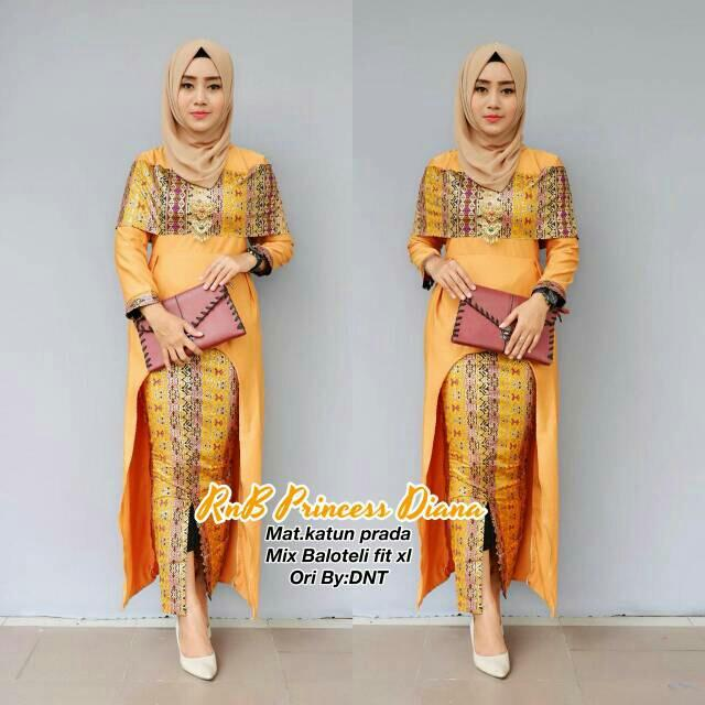 Buy Sell Cheapest Couple Kebaya Diana Best Quality Product Deals