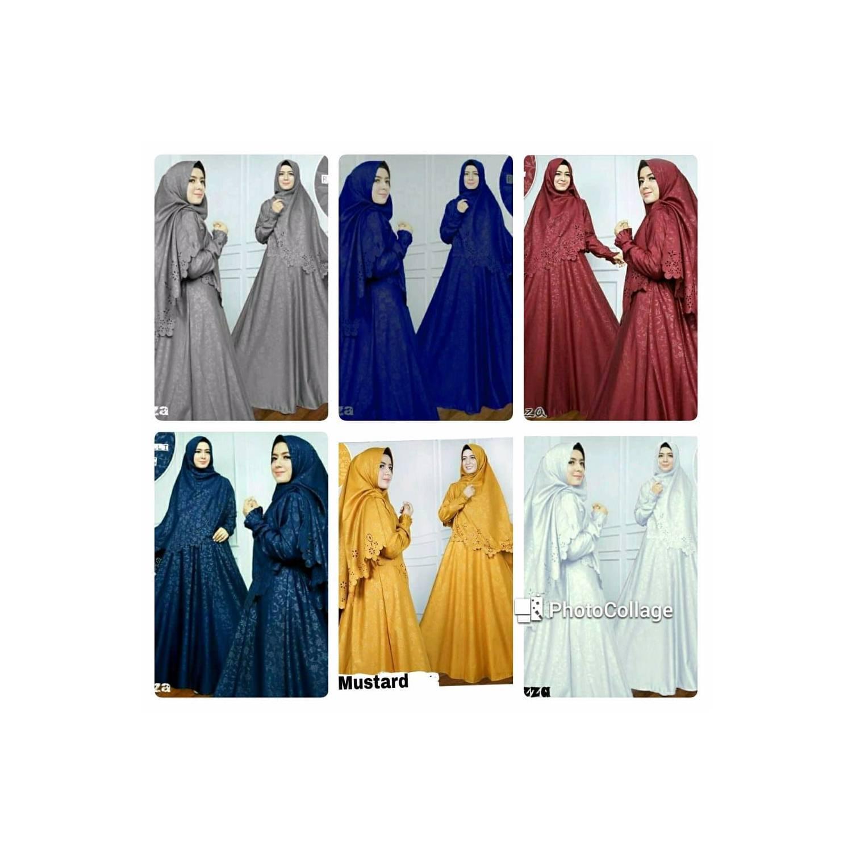 SALE Gamis Mozza Syari Baju Kekinian Muslim pakaian muslim muslimah
