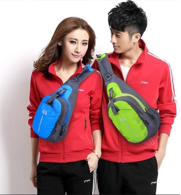 Tas Selempang Bobo Sling Shoulder Bag Waterproof Nylon UNISEX | BB-08