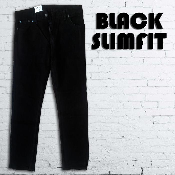 Celana Jeans Levis Pria Slim Fit Cheap Monday / Vans / DC Murah