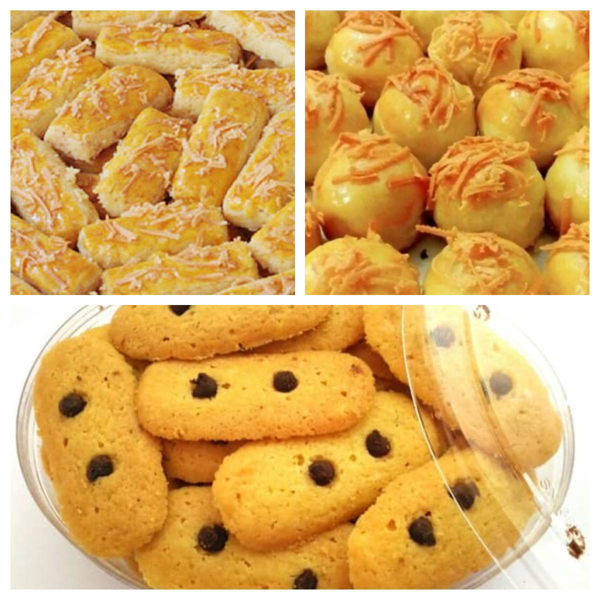 Paket Kue Kering Sarah Bakery - Kode Laku