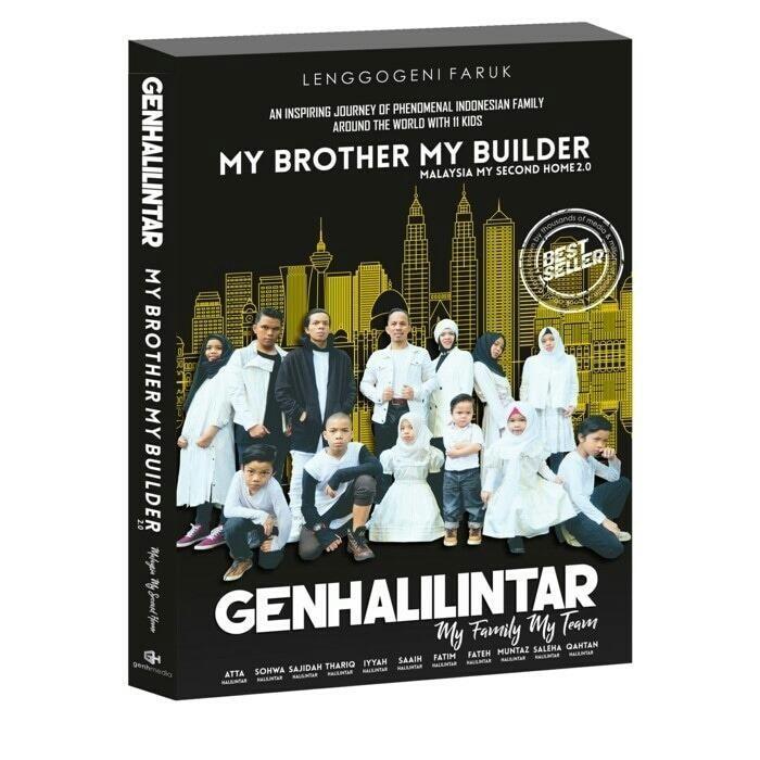 Terbaru Gen Halilintar My Brother My Builder Malaysia My Second