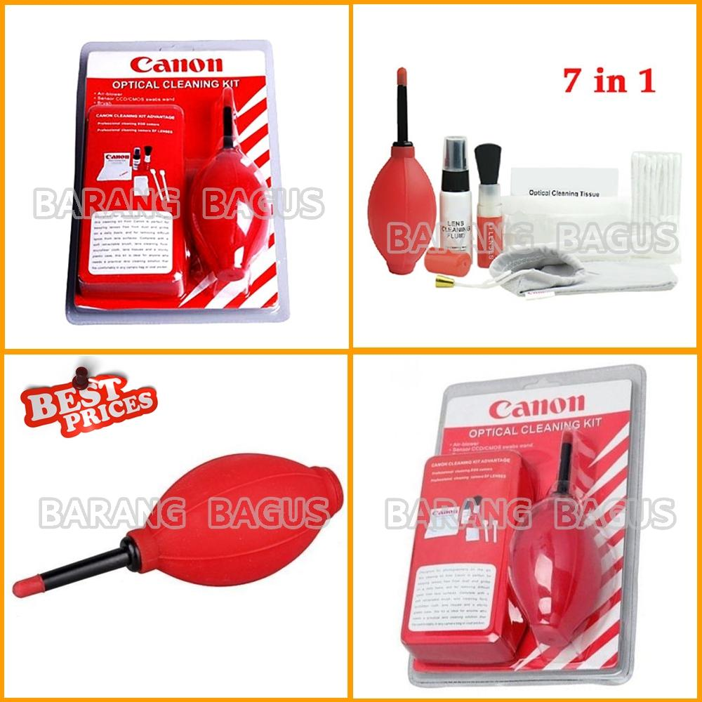 Canon Optical Cleaning Kit / Cleaning Kit Camera Canon / Pembersih Lensa Camera Canon [ barang bagus ]
