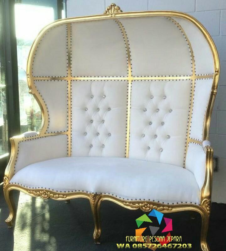 Kursi sofa payung jumbo, Sofa krodong, Sofa dekorasi. PESONA JEPARA 106