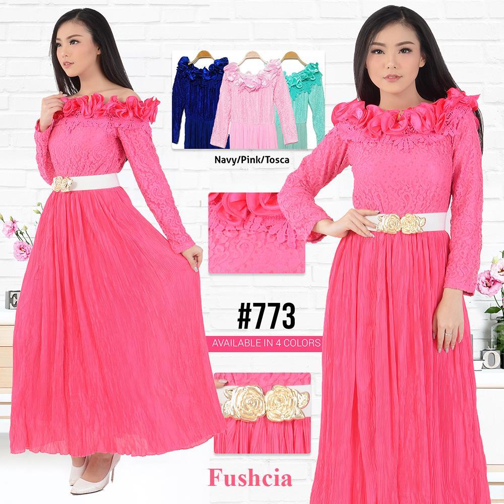 f6539bb61afd25fc1bc35b4cb12d3d37 10 List Harga Dress Brokat Muslim Simple Terbaik tahun ini