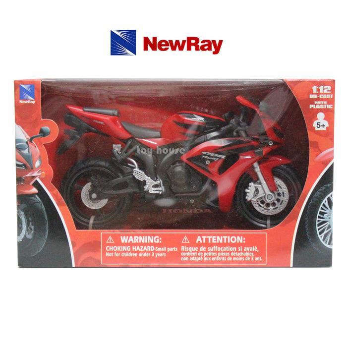 BEST SELLER!!! Newray Honda CBR1000RR 1/12 - beGifT