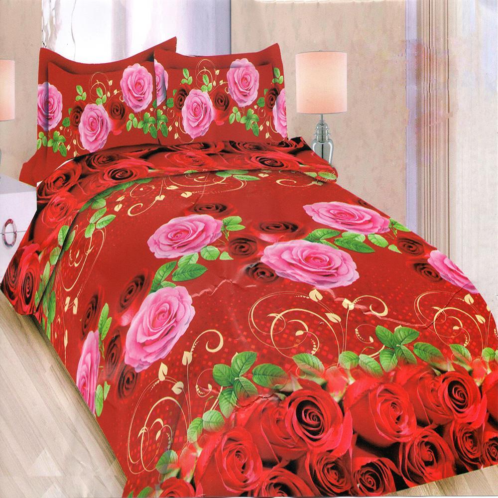 Bonita Bedcover King 3D Motif Michelle  - 180x200 cm
