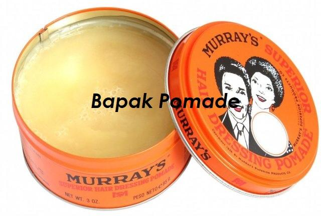 Pomade Murrays Murray Superior Oilbased 3 oz FREE SISIR SAKU SUDAH BPOM