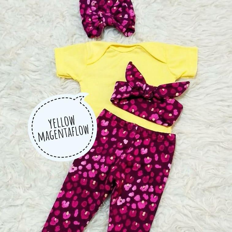 Bearhug Legging Bayi Perempuan 9 18M Crown Abu abu Source Anak Bayi . Source · Paket jumper leging turban bandana bayi 0-9 bulan