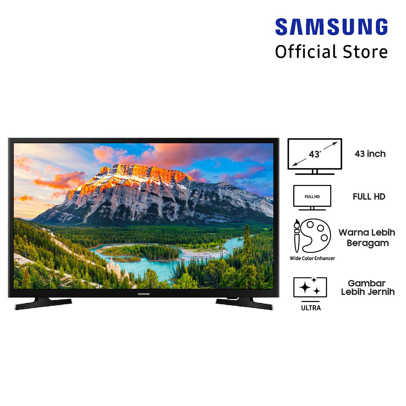 "Samsung Full HD TV 43"" N5003 ..."