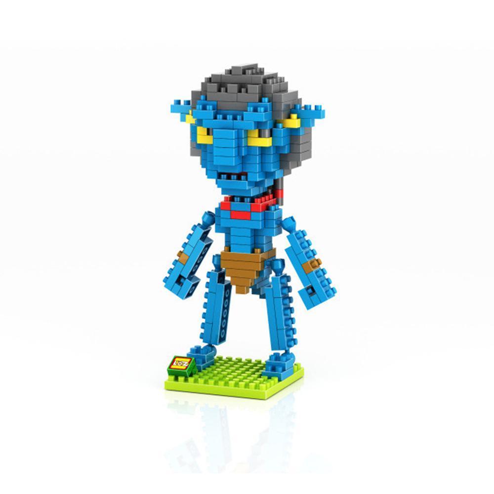 Gansatoy lego nano loz 9461 large avatar jake sully gnz 1097