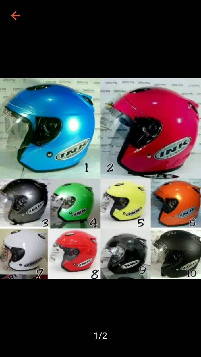 helm ink centro hot promo bukan kyt mds nhk gm retro arai shel Terlaris di Marketplace Lazada