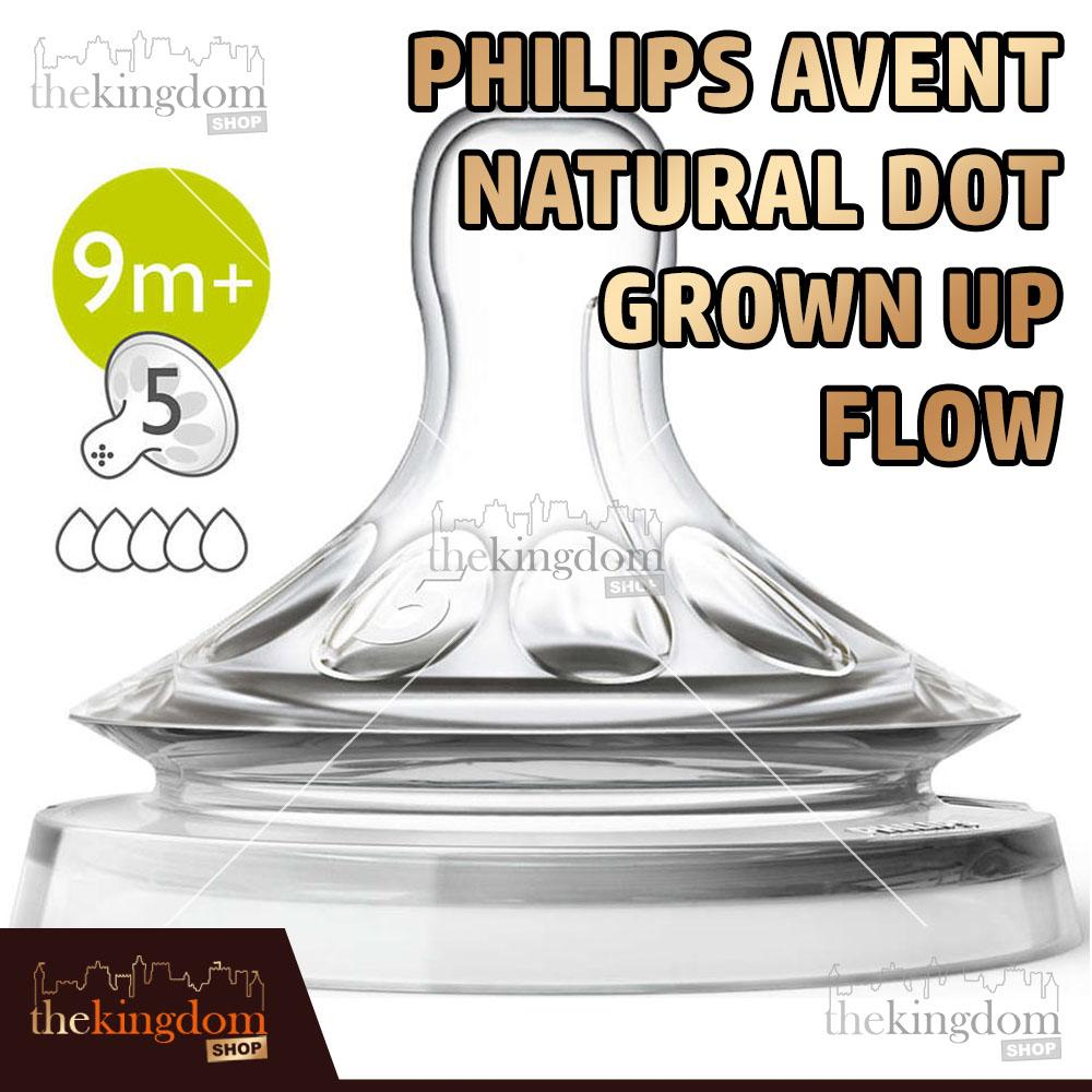 Buy Sell Cheapest Philips Avent Nipple Best Quality Product Deals Natural Bottle 125 Ml Isi 2 Botol Susu Scf658 23 Dot Bayi Grown Up Flow