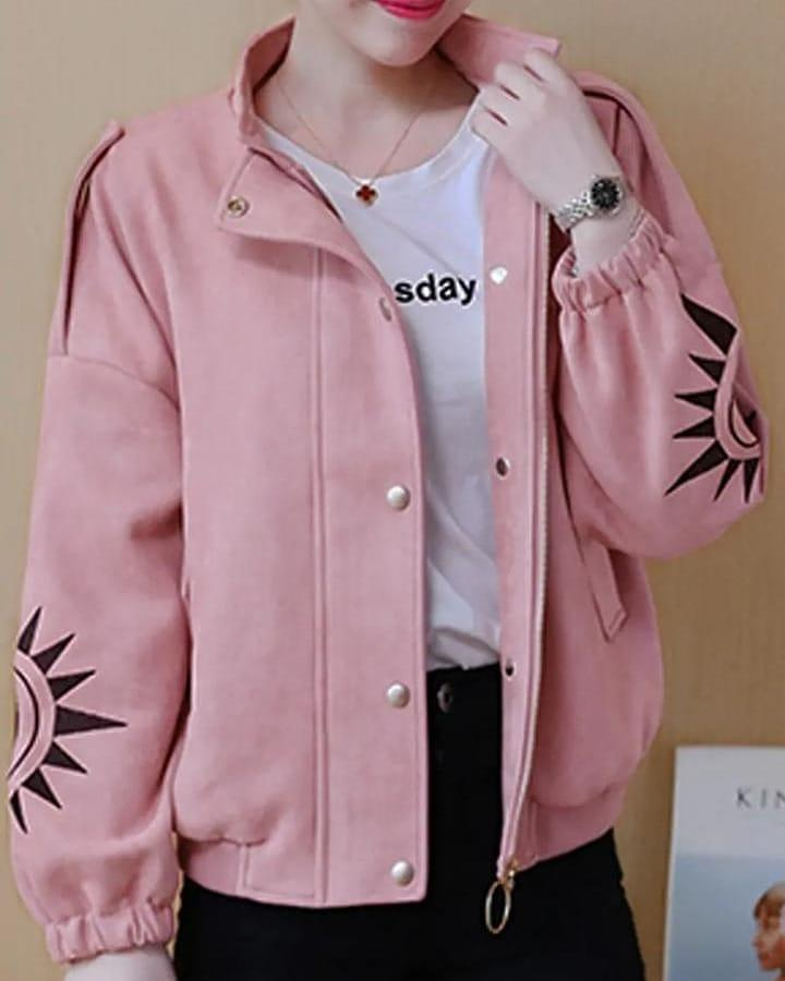 Original Baju Murah Lorde Jaket Fleece Atasan Wanita Kekinian Pakaian Tebal  Hangat Modern Fashion Cewek Kaos addb3920f3