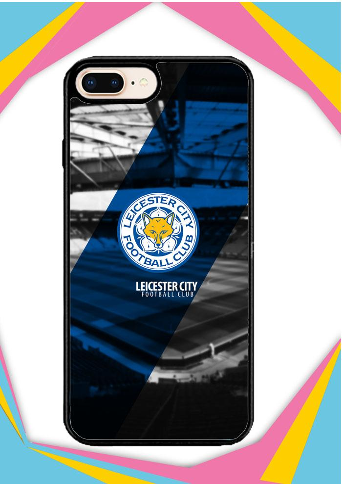 Casing iPhone 8 Custom Hardcase Leicester City Football Club Z4025 Case Cover