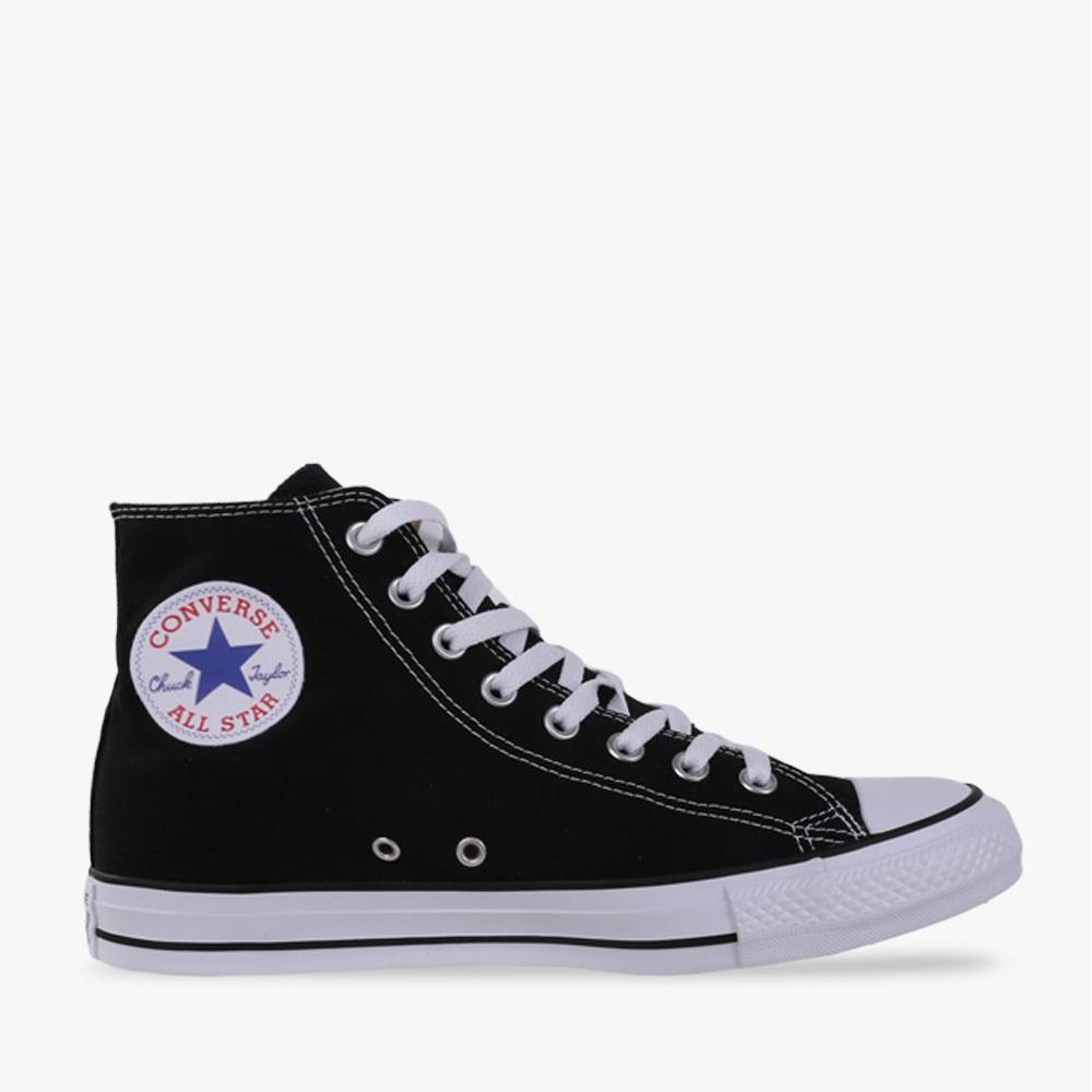 7c17e9322 Converse Chuck Taylor All Star Canvas Hi Cut Sneakers Unisex Chuck Size -  Black - BTS