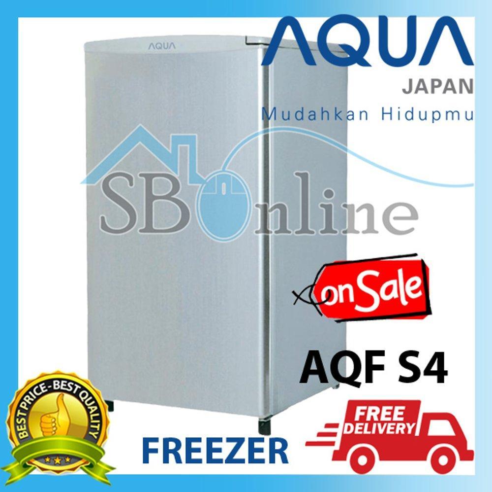 Freezer AQUA SANYO 4 Rak AQF-S4 Harga Pabrik